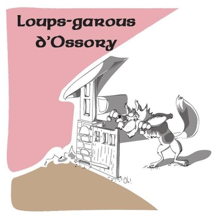 Ludothèque: Loup-Garou
