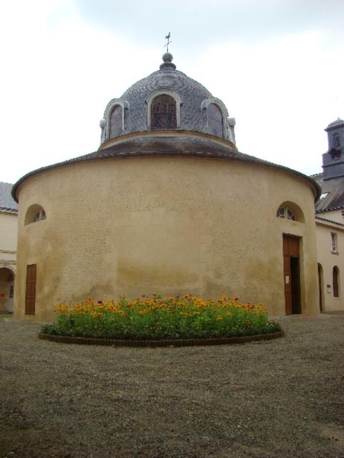 Journées du patrimoine 2020 - Visite guidée de la chapelle du centre psychothérapique de l'Orne