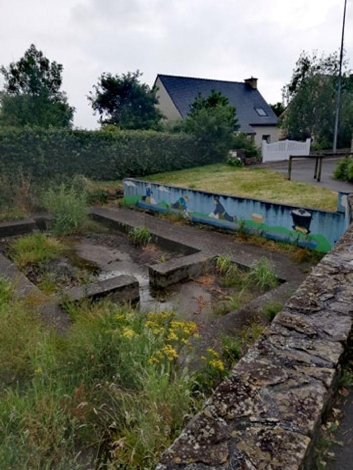 Journées du patrimoine 2020 - Visite flash sur le lavoir Saint-Pierre