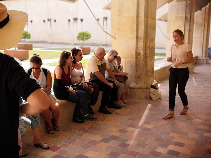 Journées du patrimoine 2019 - Visite guidée - La Charité intime et insolite