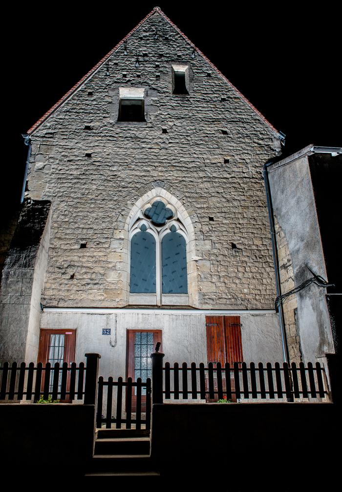 Journées du patrimoine 2020 - Visite guidée de la chapelle Saint-Sylvain