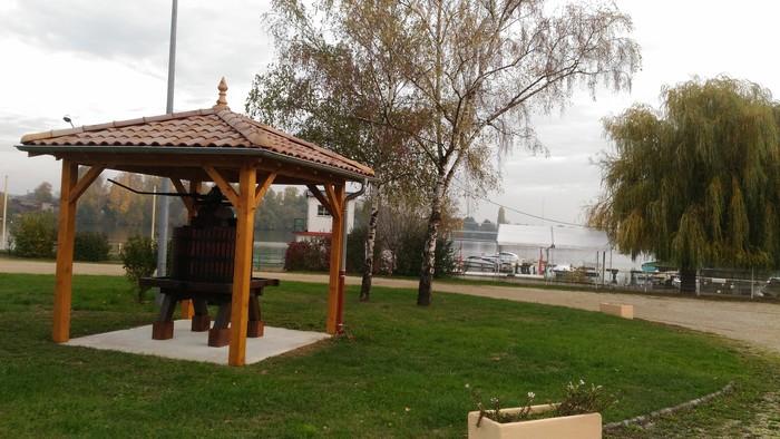 Journées du patrimoine 2019 - Pique-nique géant au bord de la Saône