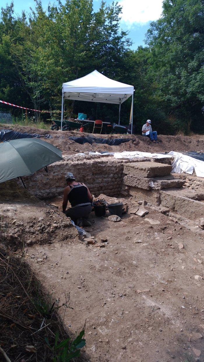 Journées du patrimoine 2020 - Visite des chantiers de fouilles