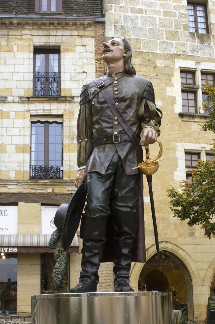 Journées du patrimoine 2019 - À la découverte des statues de Cyrano de Bergerac