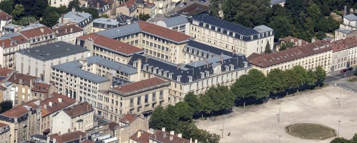 Journées du patrimoine 2019 - Visite de la Faculté de Nancy et de la Bibliothèque Universitaire style Art Déco