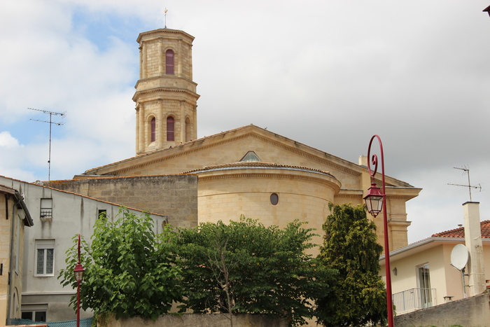 Journées du patrimoine 2020 - PAUILLAC (33) : Redécouverte d'une église du XIXe siècle