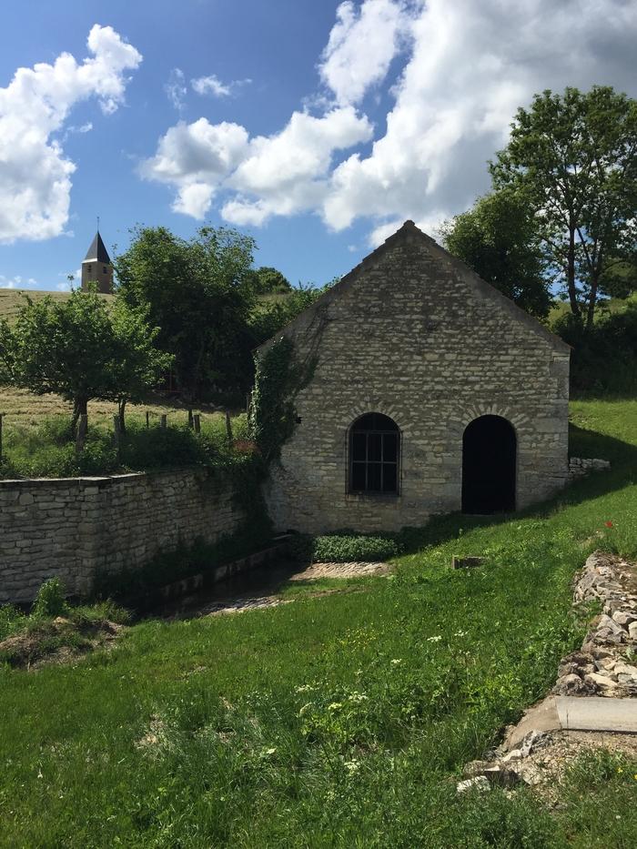 Journées du patrimoine 2019 - Visite libre du lavoir de Jouancy
