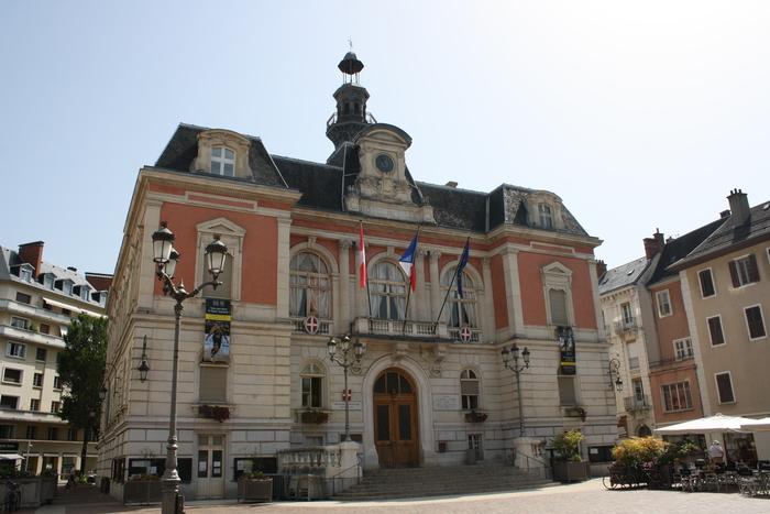 Journées du patrimoine 2020 - Visite guidée de l'Hôtel de Ville