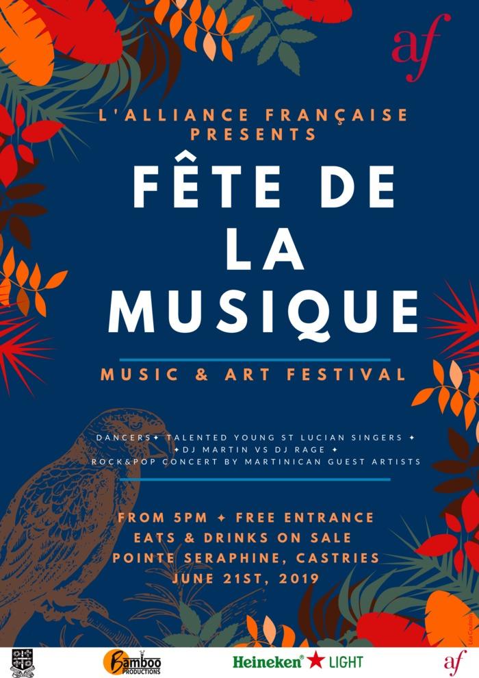 Fête de la musique 2019 - Festival de l'Alliance