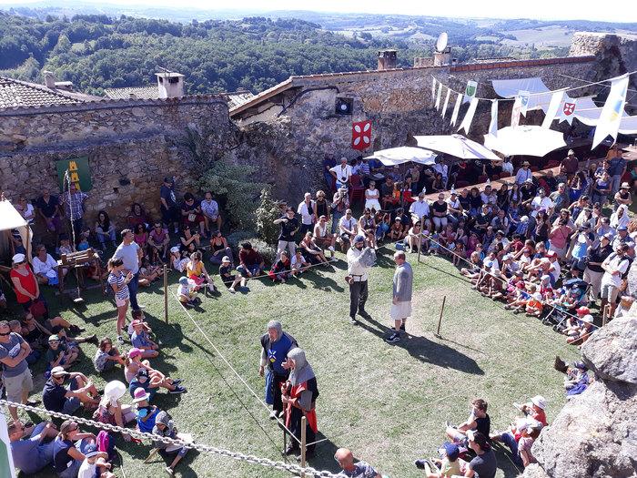 Journées du patrimoine 2019 - Médiévales d'Aurignac