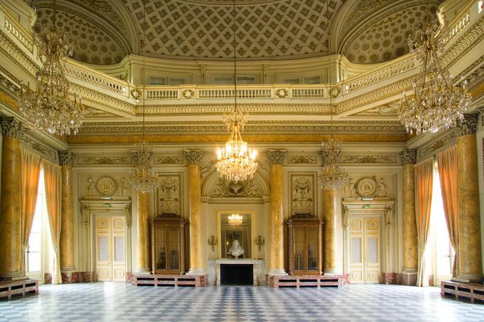 Journées du patrimoine 2019 - Découverte du somptueux salon d'honneur Guillaume Dupré