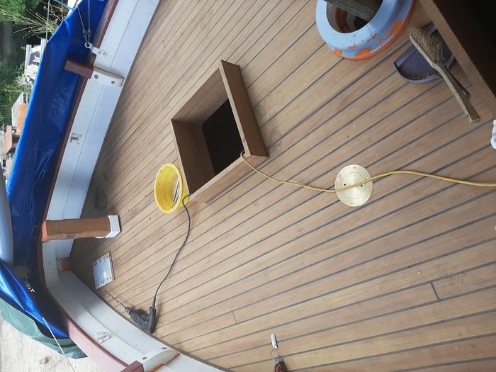Journées du patrimoine 2020 - Visite du bateau monument historique « Kurun » proposée par les Amis du Kurun
