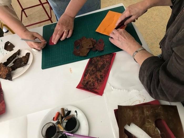 Ateliers de création pour adultes