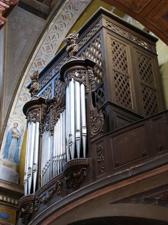Journées du patrimoine 2020 - Concert d'orgue et de chant à l'église Notre-Dame de l'Assomption
