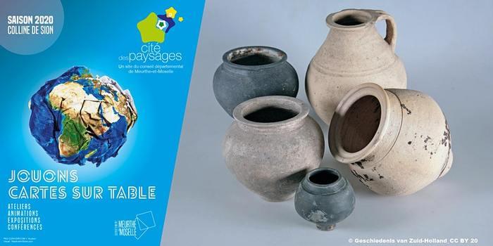 Journées du patrimoine 2020 - Sion, une mémoire archéologique hors du commun