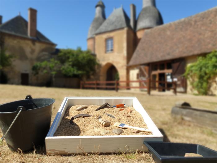 Journées du patrimoine 2020 - Qui n'a jamais rêvé de devenir archéologue ?