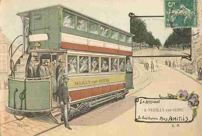 Journées du patrimoine 2020 - Mise en ligne des archives de Neuilly