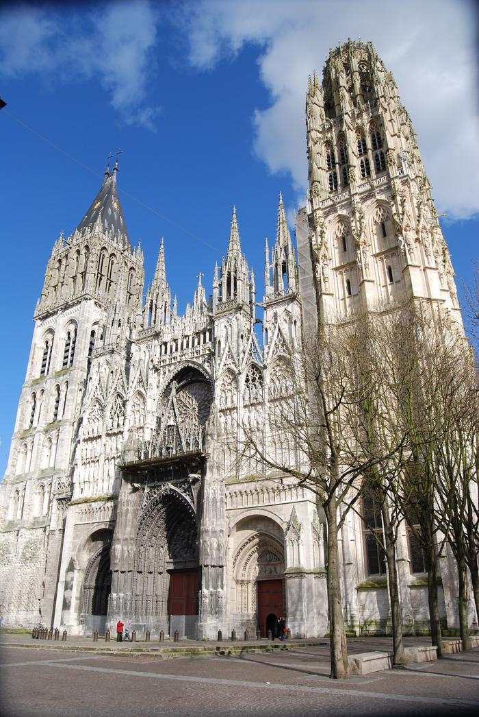 Journées du patrimoine 2020 - Visite libre de la Cathédrale Notre-Dame