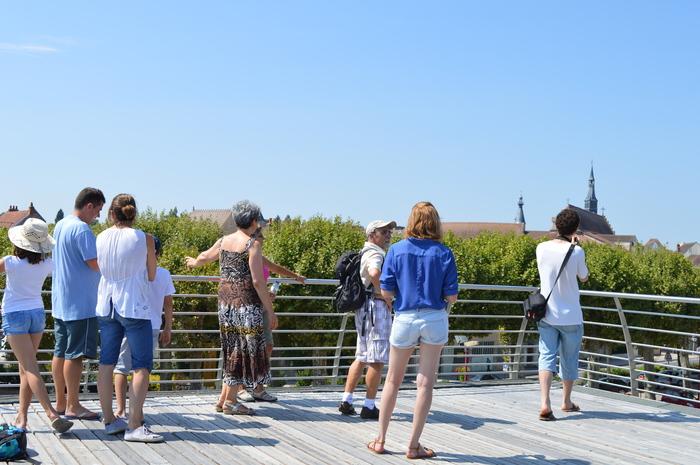 Journées du patrimoine 2020 - Visite guidée de la cité viticole