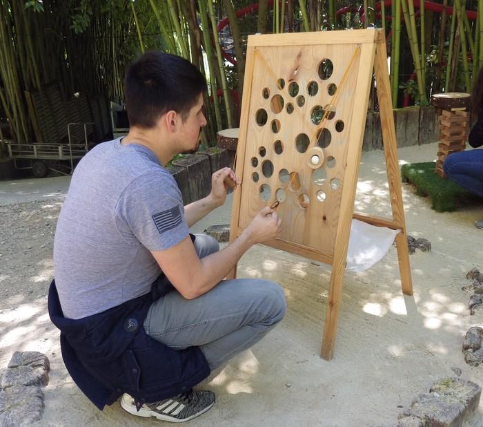 Journées du patrimoine 2019 - Jouez avec nous : jeux anciens en bois
