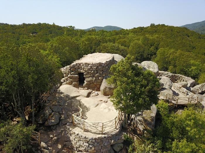 Journées du patrimoine 2020 - Annulé | Visite libre des sites archéologiques de Cuccuruzzu - Capula