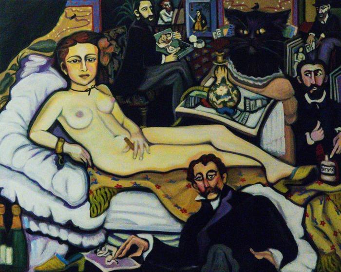 Journées du patrimoine 2019 - « Il y a de l'amour dans l'art », exposition de Karotte