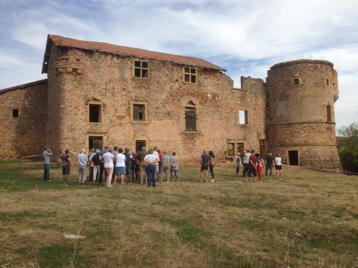 Journées du patrimoine 2020 - Les Rencontres du Patrimoine à Jarnosse