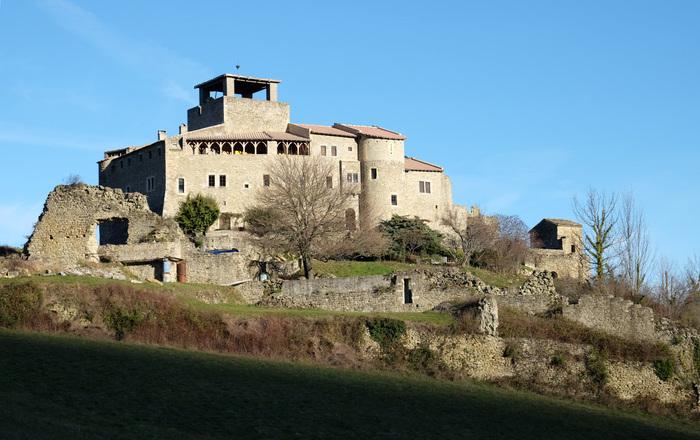 Journées du patrimoine 2020 - Visite guidée du site médiéval de Piégros (Drôme)