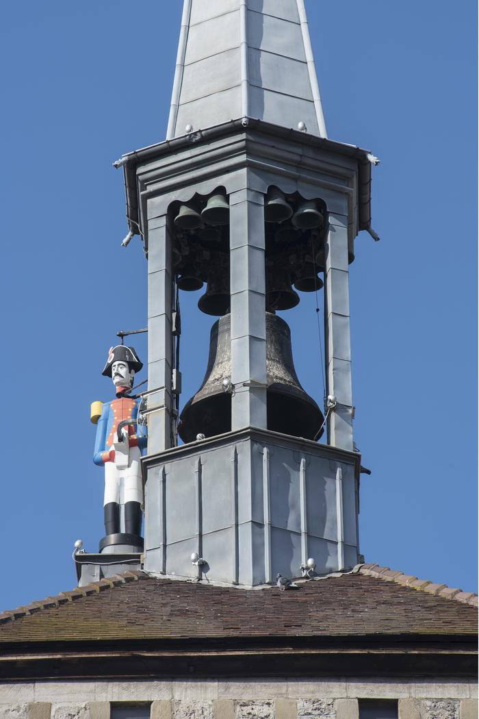 Journées du patrimoine 2019 - Concert du carillon, puis rencontre avec le carillonneur
