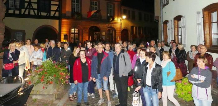 Journées du patrimoine 2020 - Balade aux lanternes et concert d'orgue