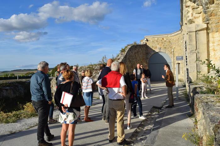 Journées du patrimoine 2020 - Visite découverte Architecture et nature