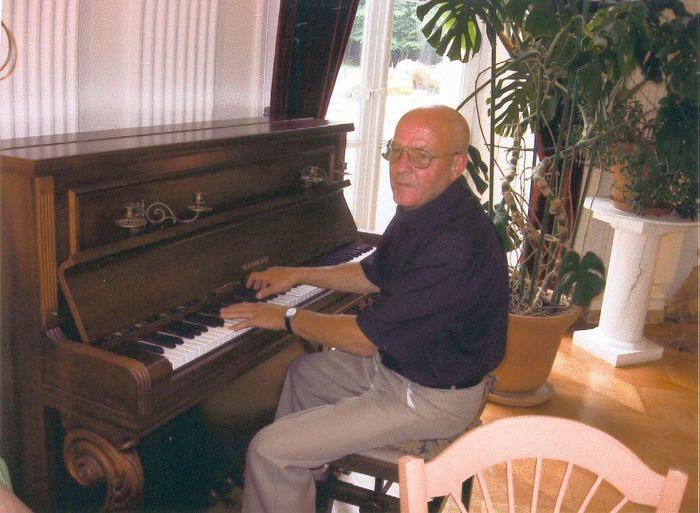 Journées du patrimoine 2019 - Récital de piano avec Harald Schlude
