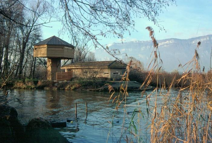 Journées du patrimoine 2020 - Observatoire du lac