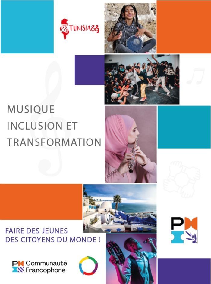 Le projet Tunisia88, présenté avec le PMI Chapitre Tunisie, autour de la pratique de la musique dans les lycées pour une ouverture sur le monde et la culture du respect des différences.