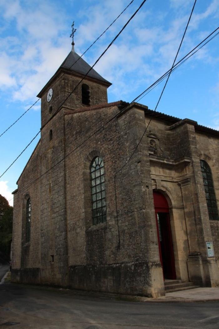 Journées du patrimoine 2020 - Découverte de l'église Saint-Julien