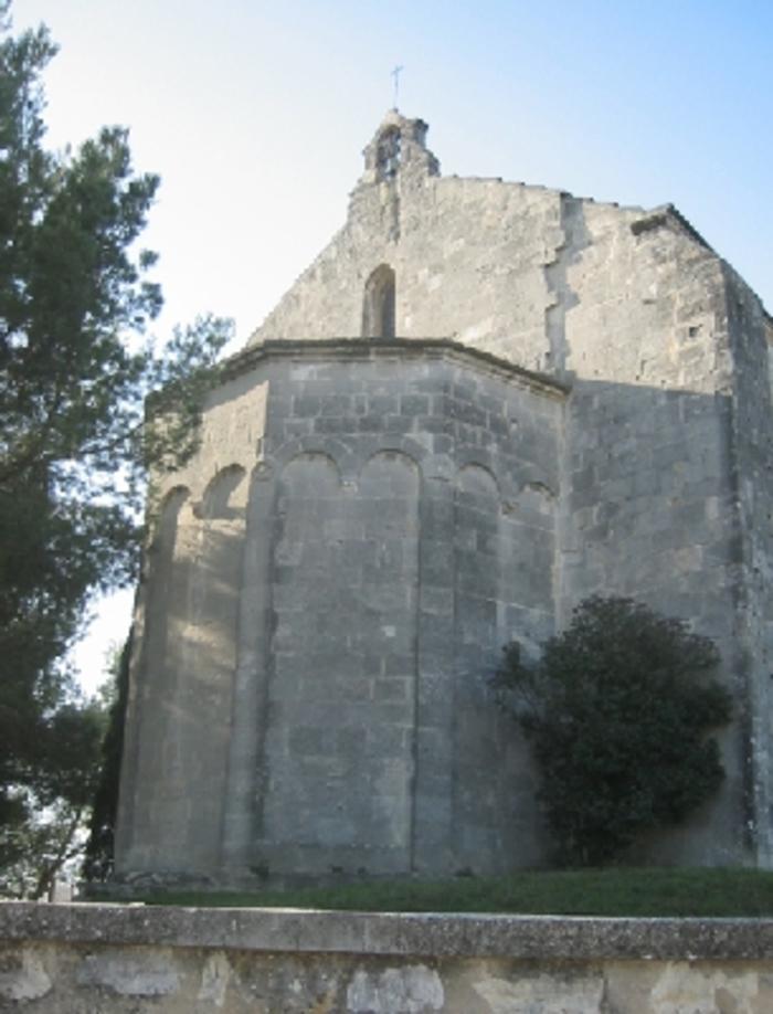 Journées du patrimoine 2020 - Lectures et musique à la chapelle Saint Symphorien à Caumont-sur-Durance