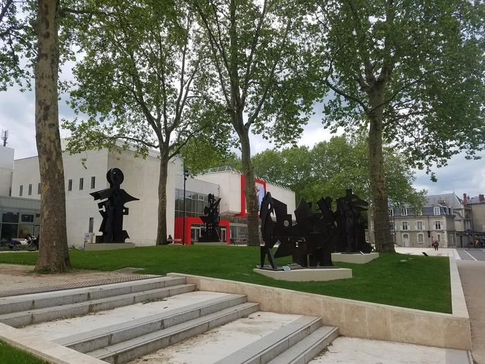 Journées du patrimoine 2019 - Visite guidée en compagnie de professionnels du Théâtre