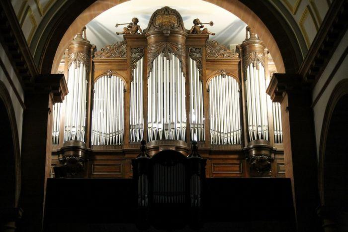 Journées du patrimoine 2020 - Présentation de l'Orgue de l'église Saint-Luc