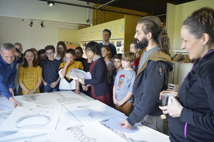Nuit des musées 2019 -Visite du musée et de l'exposition temporaire