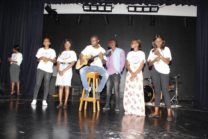 Une centaine d'élèves de différentes institutions de Luanda présenteront en français chansons, danses, poèmes et pièces de théâtre.