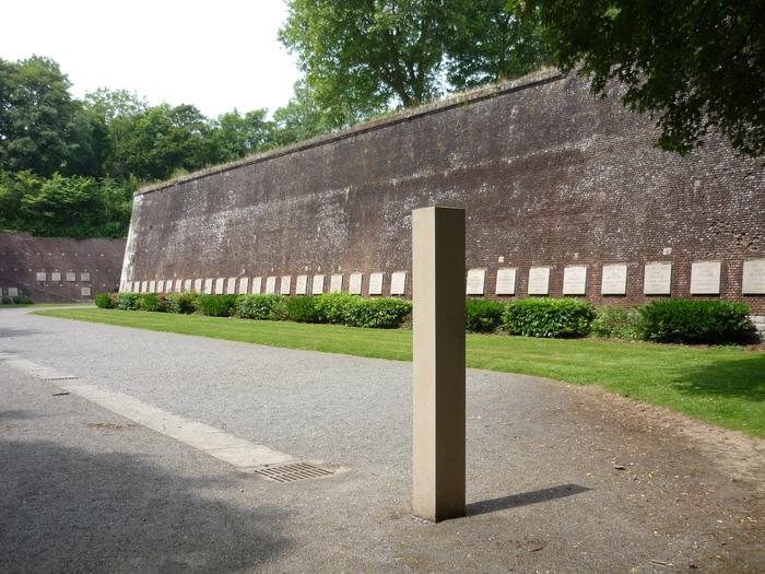 Journées du patrimoine 2019 - Visite guidée du Mur des Fusillés