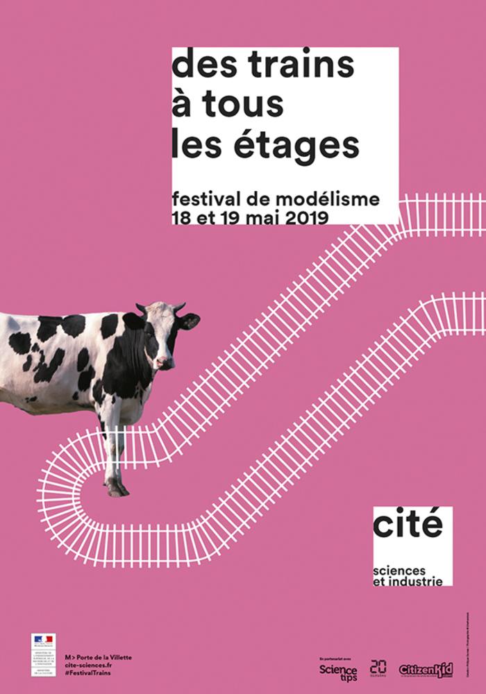 Nuit des musées 2019 -Train à tous les étages - festival du modélisme