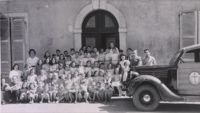 Journées du patrimoine 2020 - L'accueil des enfants de réfugiés Espagnols au Château de Mesplès