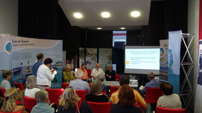 Journées du patrimoine 2020 - Projection - débat : TOPOÏ, des lieux en Baie de Somme en réalité et fiction