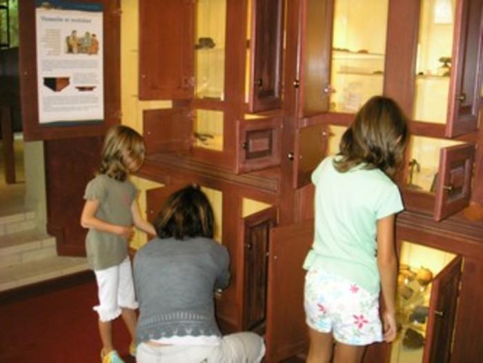 Journées du patrimoine 2020 - Visite libre du musée archéologique d'izernore