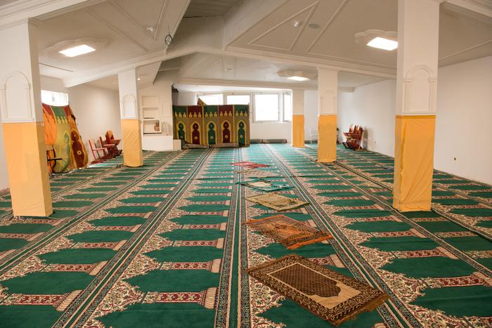 Journées du patrimoine 2020 - Mosquée Mohammed V