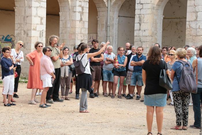 Journées du patrimoine 2019 - Visite guidée / ANNULE POUR INTEMPERIES