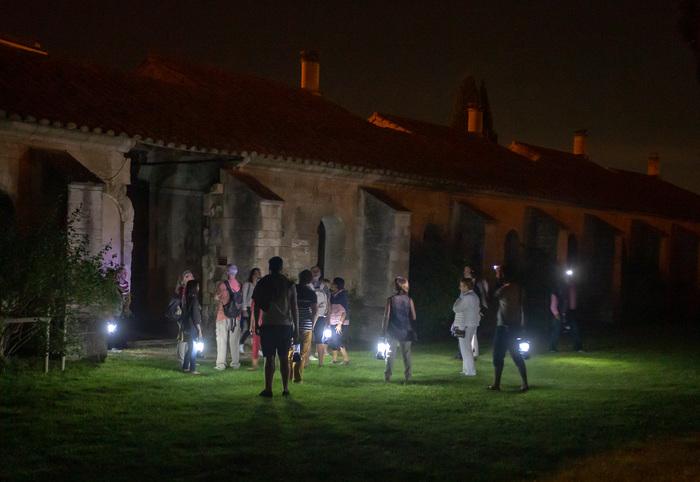 Journées du patrimoine 2020 - Visite guidée nocturne
