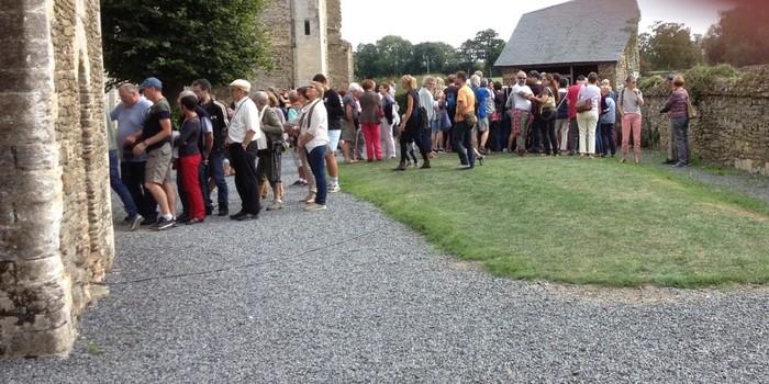 Journées du patrimoine 2020 - Visite guidée de l'Abbaye Saint-Vigor de Cerisy-La-Forêt