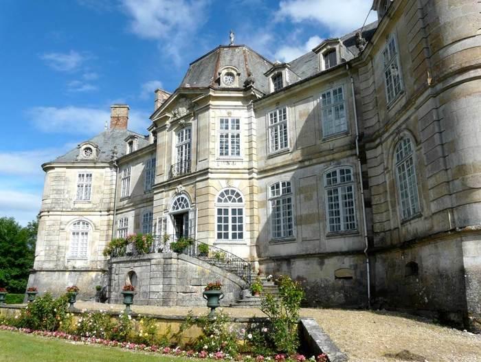 Journées du patrimoine 2019 - Visite guidée du château de Donjeux
